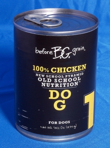 Before Grain Chicken - 12 13.2 oz. cans