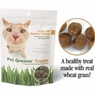 Bell Rock Growers Treat Cat Greens Chicken 3 oz