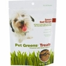Bell Rock Growers Treat Dog Greens Beef 4 oz