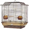 Belvedere Hollywood Parakeet Cage, Brass