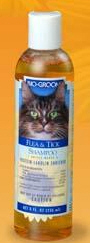 Bio Groom Flea & Tick Cat Shampoo 8 Oz.