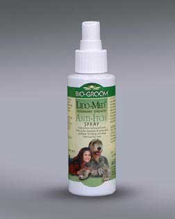 Bio Groom Lido Medicated Anti Ich Spray 4 oz.