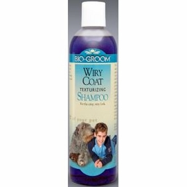 Bio Groom Wiry Coat Shampoo 12 Oz