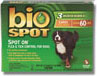Bio Spot for Dogs Over 66 lbs 3Month Supply