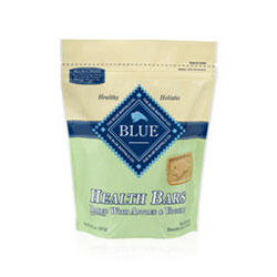 Blue Buffalo Health Bars with Apple and Yogurt Treats For Dogs 18-oz pouch