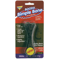 Booda® Bimple Bone™ Baby Back Ribs Flavor Small