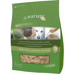 By Nature Natural Green Tea & Honey Flavor Dog Biscuits 5-lb tub