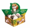 (C1320) Catit Deluxe Fur Mouse, Small (24/Box)