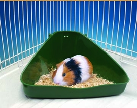 Cage Litter Tray Large For Guinea Pigs and Ferrets