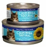 California Natural Chicken / Brown Rice Cat 24 / 3 oz Can