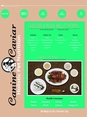 Canine Caviar Chicken & Pearl Millet Puppy Food 12 lbs