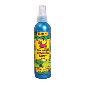 Cardinal Crazy Dog Green Apple Grooming Spray 8 Oz
