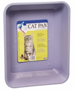 Catit Cat Pan, Medium, Violet