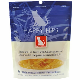 Catswell Happy Hips Chicken Breast 2 oz Bag