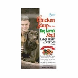Chicken Soup Large Breed Adult Dog Formula 18 lbs