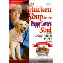 Chicken Soup Large Breed Puppy Formula 35 lbs