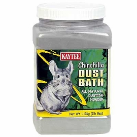 Chinchilla Dust Bath by Kaytee 2.5 lbs