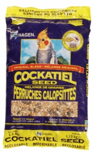 Cockatiel Staple VME Seeds, 2.5 lbs, bagged