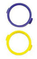 CritterTrail Fun-nels Connector Rings 2pk