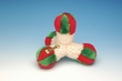 Curly Fumbler - 7 Inch Fleece and Plush Plush Toy