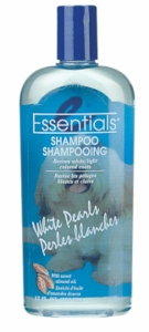 (D270) Essentials White Pearl Shampoo for Dogs, 12 oz.