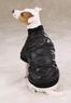Dog Smart Brown Jacket Ecru Piping 12 inch