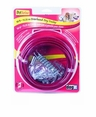 Dogit Pet Tether Tie-out Cable, Large 25' Red