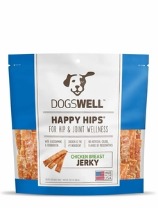 "Dogswell Chicken Breast treats ""Happy Hips"" 13.5oz Bag"