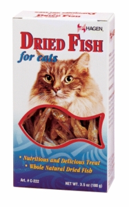 Dried Fish for Cats (100 grams)