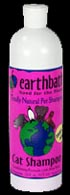 Earthbath Cat Shampoo Cherry Scent 16oz