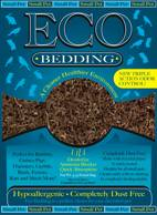 Eco Bedding With Odor Control For All Birds 10 Lbs Bag