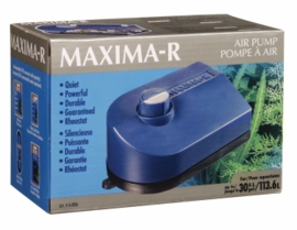 Elite Maxima Deluxe Pump (Single Outlet w/Rheostat)