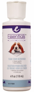 Essentials Tear Stain Remover for dogs, 4 oz.