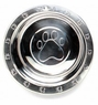 Ethical Dish Stainless Steel 3-D Embossed Paw 1 Pint