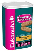 Eukanuba® Healthy Extras™ Senior Maintenance Biscuits 32 oz.