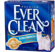 Ever Clean Fresh Lavender Cat Litter 24 Lb Box