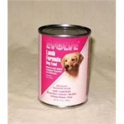 Evolve Lamb Canned Dog Food (12/ 14 oz cans)