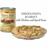 Evolve Nature's Menu Chick'n Pasta In Gravy with Chicken and Spiral Pasta Canned Dog Food 10 oz / 12 cans