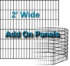 Exercise Pen Add On Panels