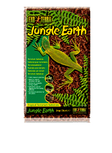 Exo-Terra Jungle Earth, 24 qt.