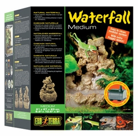 Exo-Terra Natural Waterfall With Pump, Medium