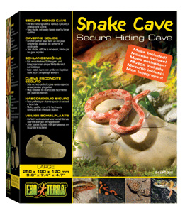 Exo-Terra Snake Cave, Large