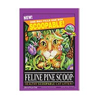 Feline Pine Scoop Litter 11 Lb Bag