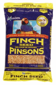 Finch Staple VME Seeds, 3 lbs., bagged