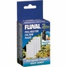 Fluval 2 Plus Polyester Pad 4 Pack
