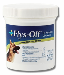 Flys Off Ointment 5oz Jar
