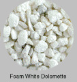 Foam White Wonder Rock 10 lb Bag by Kordon