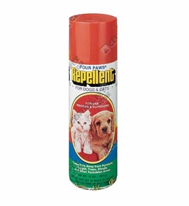 Four Paws Dog and Cat Repellent Indoor & Outdoor 10 oz Aerosol Can