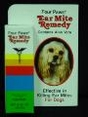 Four Paws Ear Mite Remedy for Dogs - .75oz bottle