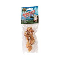 Free Range Dog Chews Bully Jr. Small Knotted Bones (2-Pack)
